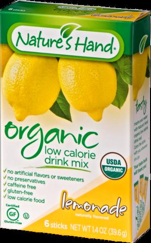 Organic Drink Mix – Lemonade